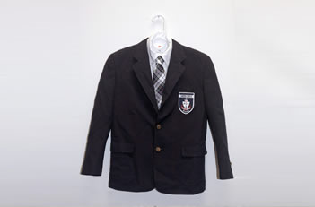 Boys 5th Grade Uniform Friday Blazer