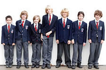 Boys All Grades Uniform Friday