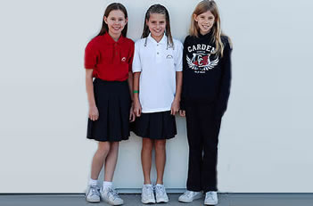 Girls 5th Grade Uniform